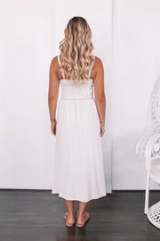 Lindsay Dress - Beige