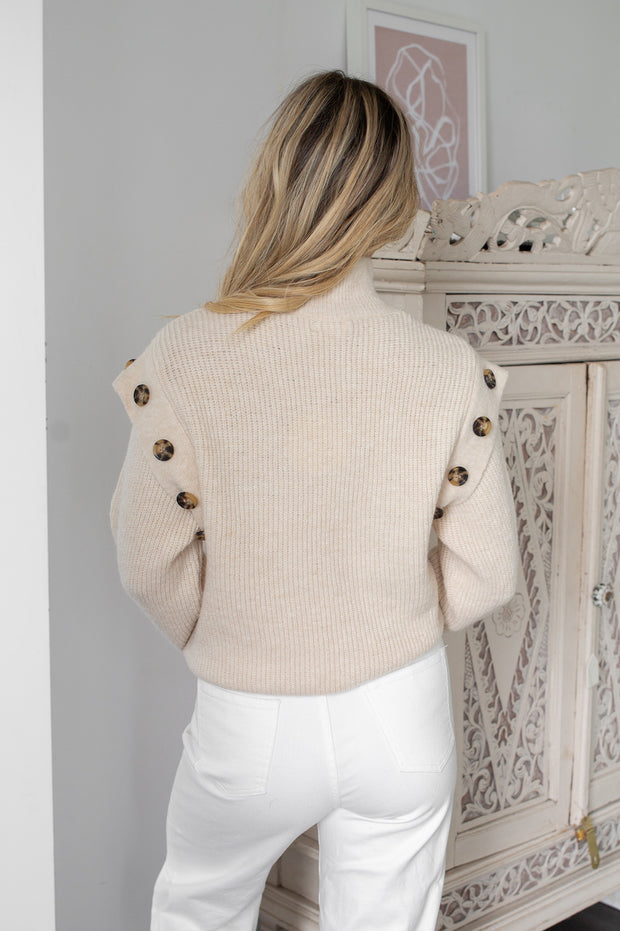 North Jumper - Beige