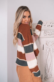Evelina Knit - Pink Multi