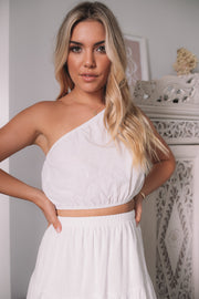 Stassie Top - White