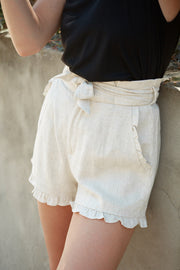 Brunch Shorts - Beige