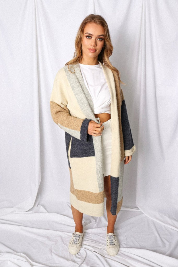 Lakehouse Cardigan - Multi