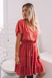 Erin Dress - Red