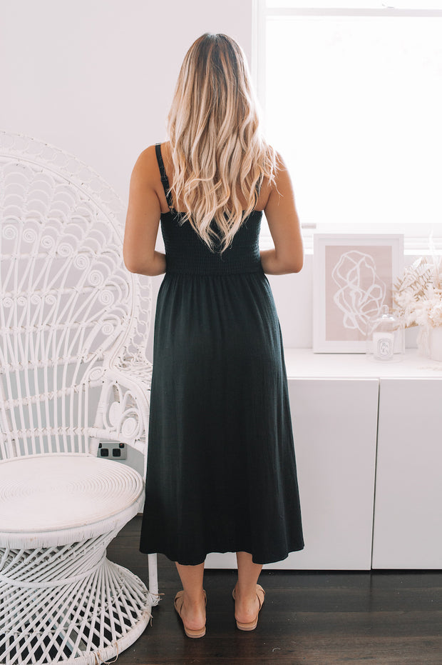 Lindsay Dress - Black
