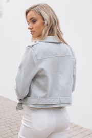 Ming Jacket - Dove Grey