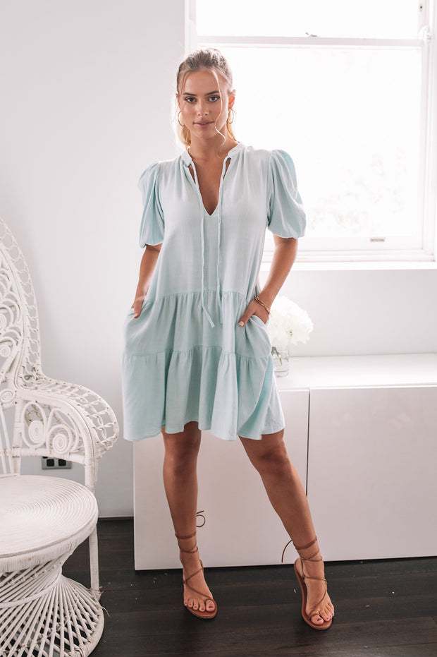 Sammy Dress - Mint