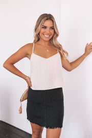 Truth Cami - Beige