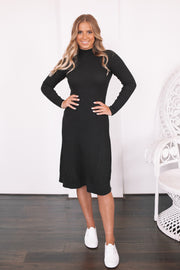 Courting Dress - Black
