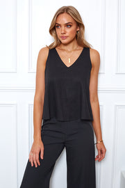 Bases Top - Black