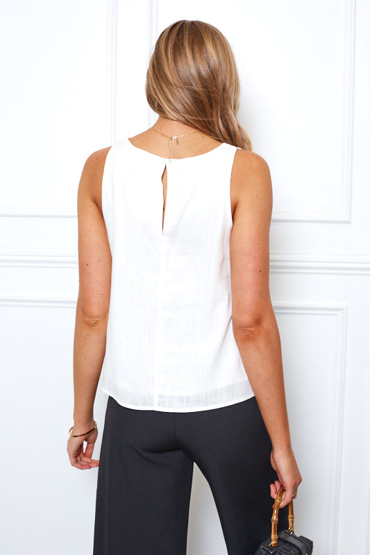 Bases Top - White