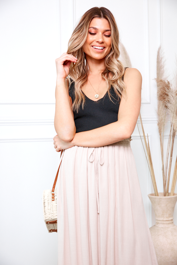 Coconut Skirt - Beige