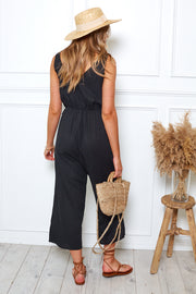 Kalua Jumpsuit - Black