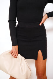 Zani Skirt - Black