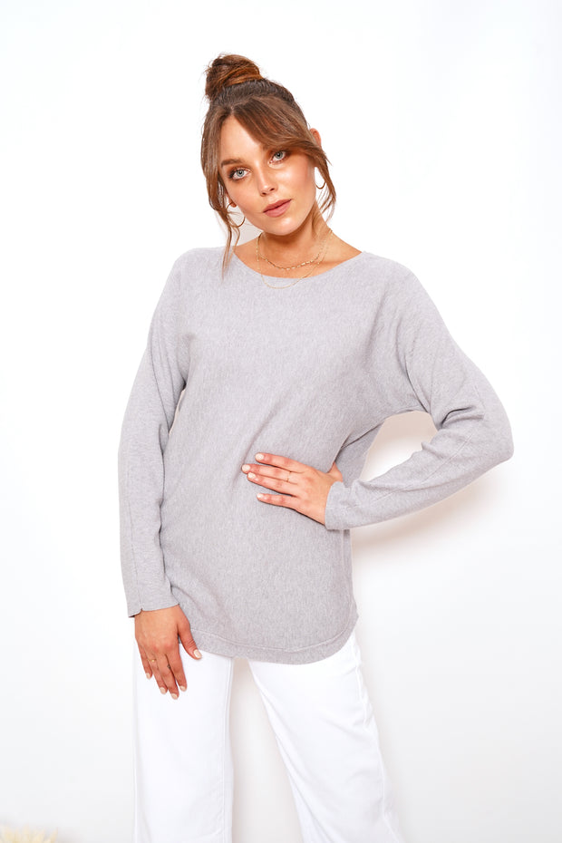 Fixation Knit - Grey