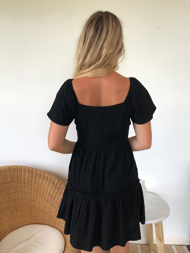 Natasha Dress - Black