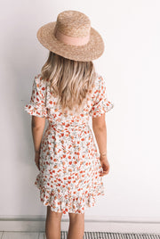 Stationed Dress - Floral Print