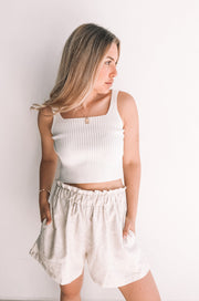 Foundry Top - White