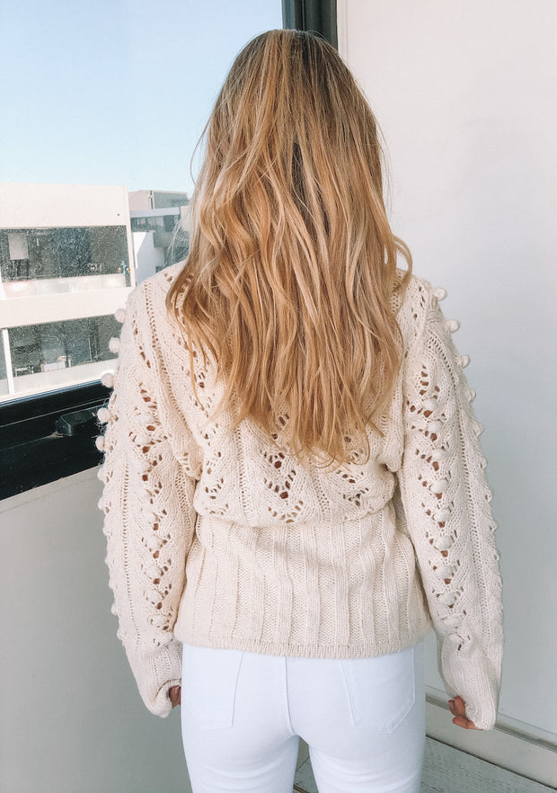 Wavelength Knit - Cream
