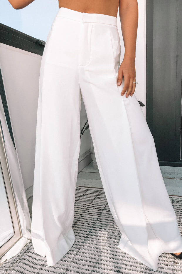 Rock Pants - White