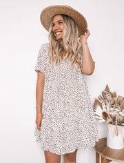 Stasia Dress - Print