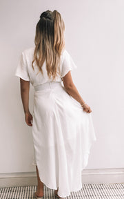 Bryla Dress - White