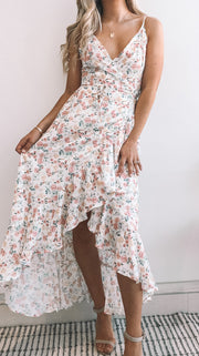 Sharday Dress - Floral Print