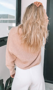 Hale Cardigan - Blush