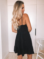 Madelyn Dress - Black