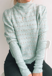 Whiteweaver Knit - Mint