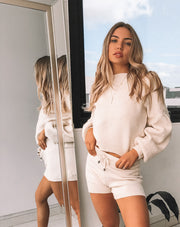 Moonlit Shorts - Cream