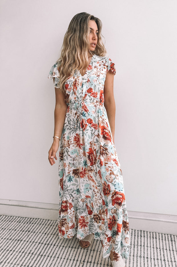 Bayleaf Dress - Print