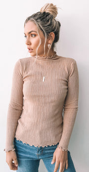 Chantel Knit - Beige