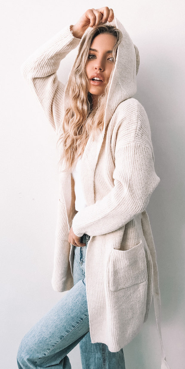 Robbie Cardigan - Cream