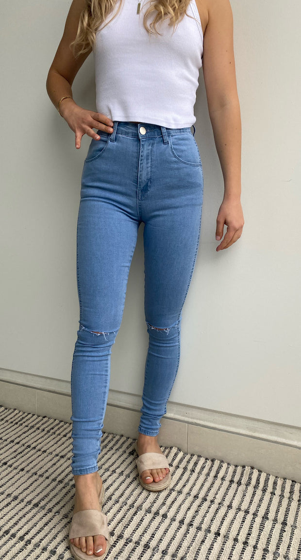 Hayes Jeans - Blue