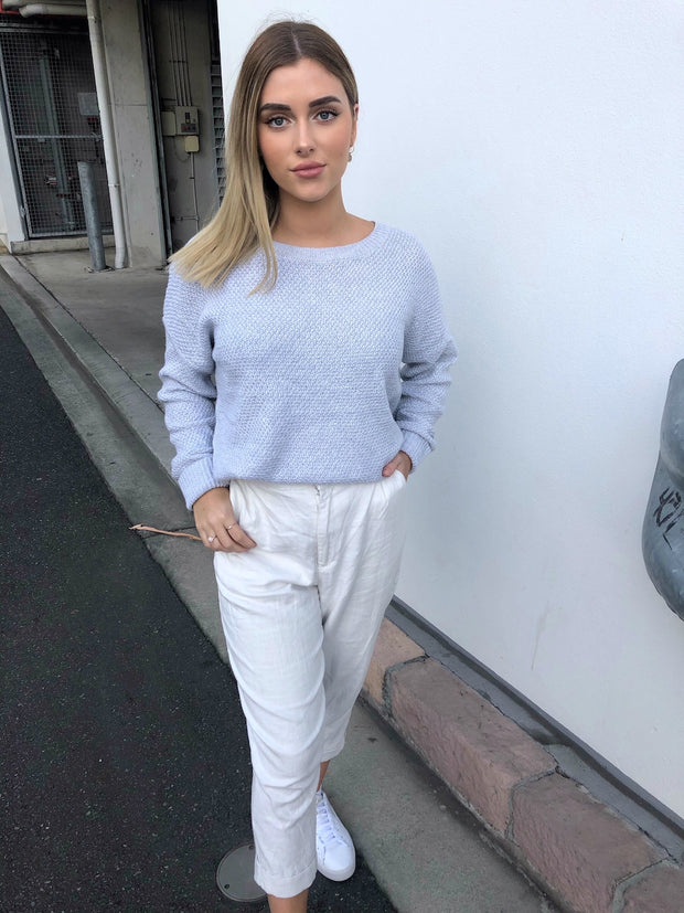 Mandy Jumper - Grey