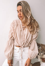 Tata Top - Beige