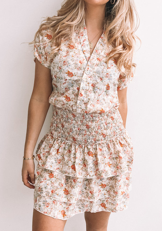 Seedling Dress - Vintage Print