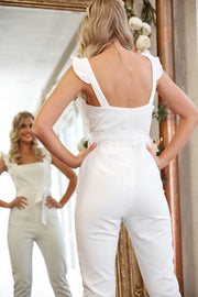 Ying Jumpsuit - White