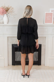 Sydnee Dress - Black