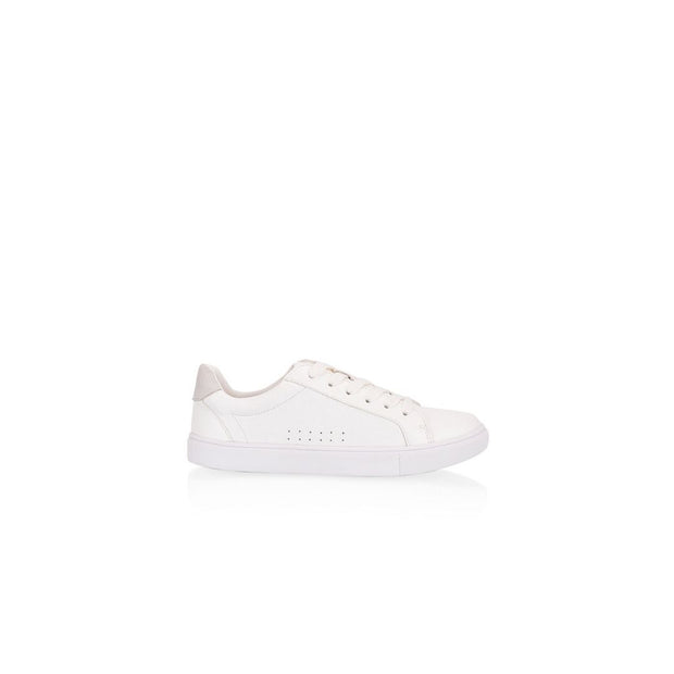 Whisper Sneakers - White