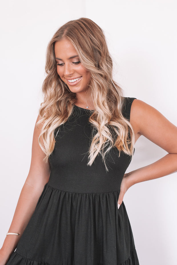 Winslove Dress - Black