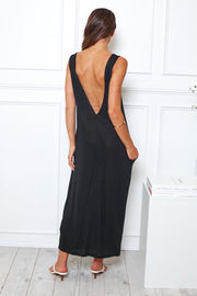 Alena Dress - Black