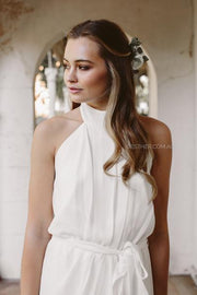 Amaryllis Dress - Ivory-Dresses-Esther Luxe-ESTHER & CO.
