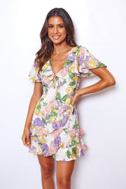 Arrangement Dress - Print