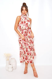 Bafta Dress - Floral Print