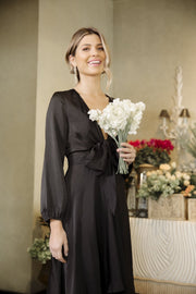 Bryleigh Dress - Black