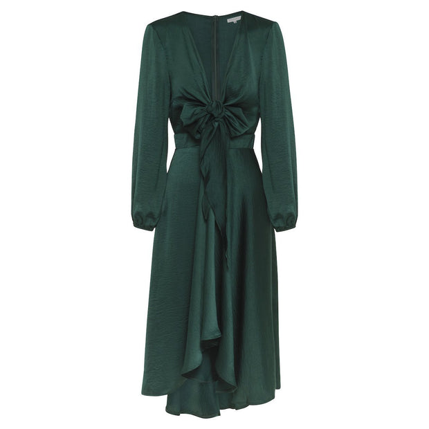 Preorder Bryleigh Dress - Green-Dresses-sunny girl-ESTHER & CO.
