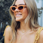 Chicago | Blush-Sunglasses-Womens Accessory-ESTHER & CO.