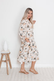Catalin Dress - Multi-Dresses-Womens Clothing-ESTHER & CO.