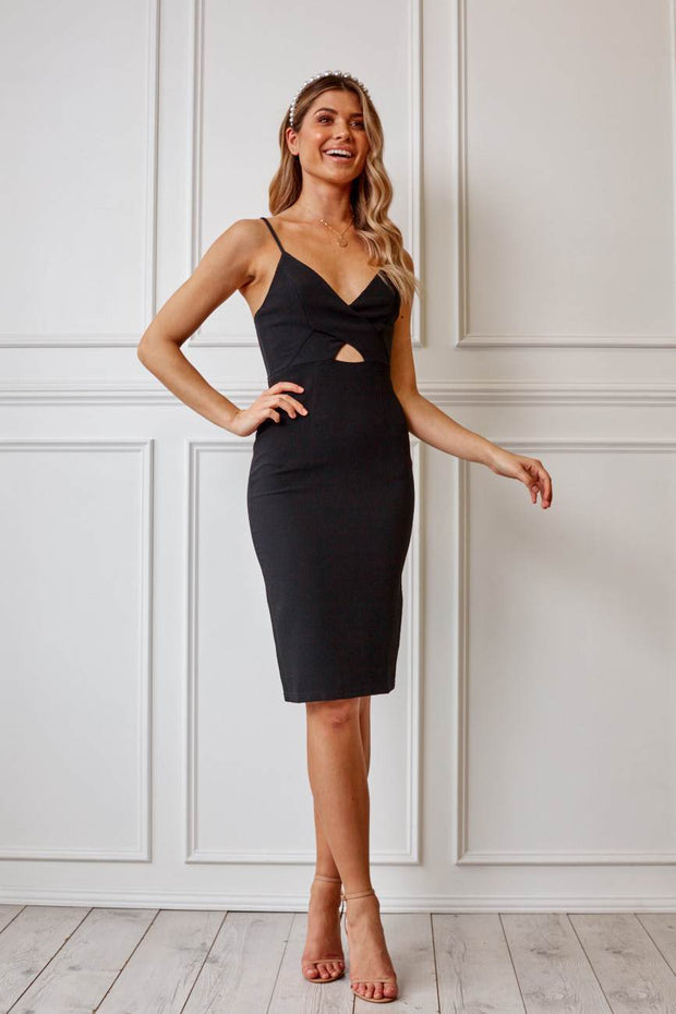 Collette Dress - Black